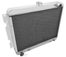 3 Row Aluminum Radiator For 22 Inch Core Mopar Big Block Configuration