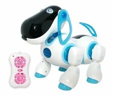 Interactive Remote Control Dog Toy Walking Talking RC Robot Dog Toys for Kids