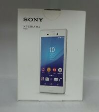 New Sony Xperia M4 Aqua E2306 - 16GB - Black (Wind Mobile) Smartphone