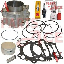 NEW YAMAHA RHINO 660 686CC 102MM BIG BORE CYLINDER PISTON GASKETS KIT SET 04-07