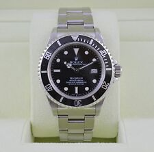 Rolex Sea-Dweller 16600 Stainless Steel SD4000 - M Serial - Box & Papers!