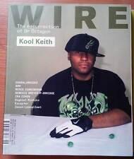 The Wire magazine 271 AMM Kool Keith Merce Cunningham Charalambides Ira Cohen