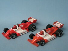 Matchbox F-1 Racer Alfa Film Orange Body Racing Car Toy Model Car UB 80mm