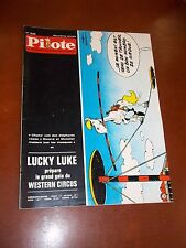 """PILOTE no 535"" (1970) PILOTORAMA - LA PROPRIETE DE G. WASHINGTON"