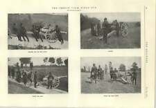 1915 Famous French 75 Mm Field Gun Photographs