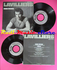 LP 45 7'' BERNARD LAVILLIERS Idees noires Vegas 1983 france BARCLAY no cd mc dvd