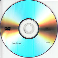 STEVE HACKETT Tribute EPK 2007 UK promo only DVD-R