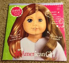 American Girl 2010 Catalog- Introducing Lanie! Spring Fun, Historical Dolls!