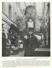 1917 Shrine In A Bazaar In Petrograd