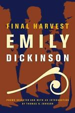 Final Harvest: Poems by Emily Dickinson
