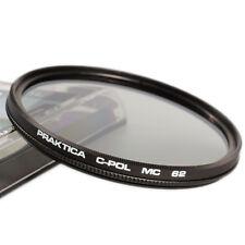 Praktica 62 mm MC CPL Filter Design von Schneider ( B+W) Circular Polfilter