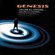 Calling All Stations by Genesis (CD, Sep-1997, Atlantic) Free Ship #JF60