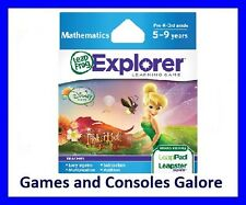 Leap Pad, Leapster Explorer Disney Fairies Tinkerbell BNIP LeapPad, LeapsterGS