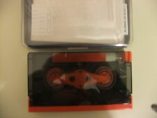 VHS cleaning tape MEMOREX spary - little used
