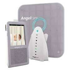 Angelcare Platinum Edition Video, Movement and Sound Monitor, 3 in 1 Gray/white