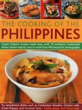Cooking of the Philippines : Classic Filipino Recipes Made Easy, with 70...
