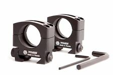 1''/25.4 mm Rifle Ring Scope for Picatinny. Low Profile. Aluminum. VOMZ / Shvabe