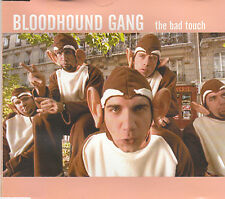 BLOODHOUND GANG The Bad Touch - 1999 3 Track CD + DVD