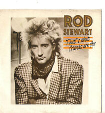ROD STEWART - THAT'S WHAT FRIENDS ARE FOR - YOU'RE IN MY HEART - EX/EX-