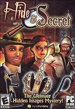 Hide & Secret: Treasure of the Ages -- Hidden Object Windows PC Computer Game