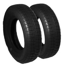 "2 - 10"" inch 145x10 trailer tyre, 6 ply 400 kgs 145 10 76M heavy duty"