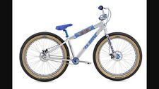 "2016 SE Racing PK Ripper Fat Tire Bike BMX 26x3.5"" Tires Disc Brakes L@@K"