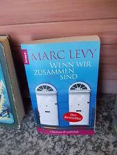 Wenn wir zusammen sind, ein Roman von Marc Levy, aus dem Knaur Verlag