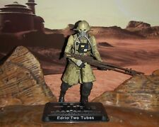 "Star Wars Rogue One CUSTOM Edrio Two Tubes 4"" Figure, More Articulate! 2 Weeks"