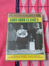 THE GOON SHOW You Can't Get the Wood You Know BBC Audio Cassette Radio Comedy