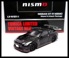 Tomica Limited Vintage NEO LV-N101c NISSAN GT-R NISMO R35 1/64 TOMYTEC