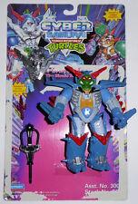 1994 TMNT Teenage Mutant Ninja Turtles figure Cyber Samurai Raph - 100% complete
