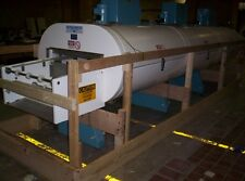 "Cryogenic 3 module 30-3-1 TVS Ln2 or CO2, 1 Tier, 30"" long conveyor belt."
