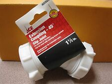 """Ace Extension 45 Coupling #4223525 1-1/2"""" Slip Joint NEW Free Shipping"""