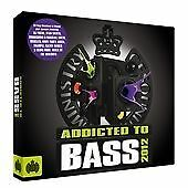 Ministry Of Sound - Addicted to Bass 2012 (3 X CD ' Various Artists)