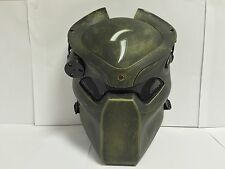 MASCHERA SOFT AIR PREDATOR MASK CARNEVALE HALLOWEEN HORROR COSTUME COSPLAY #3