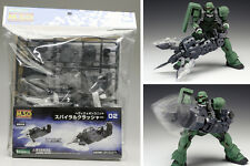 KOTOBUKIYA - M.S.G - HEAVY WEAPON UNIT 02 - SPIRAL CRUSHER (for Gundam, TF, etc)