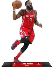 James Harden Houston Rockets StandZ® NBA Action Photo Desktop Display