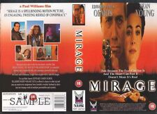 Mirage, Edward James Olmos VHS Video Promo Sample Sleeve/Cover #8925