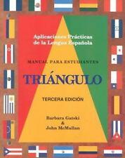 Manual Para Estudiantes Triangulo (Tercera Edicion) Aplicaciones Practicas De La