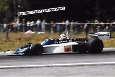 9x6 Photograph, Guy Edwards , F1 Hesketh 308D , British GP  Brands Hatch 1976