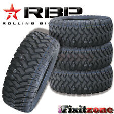4 Rolling Big Power RBP Repulsor M/T LT 285/70R17 121/118Q All Terain Mud Tires