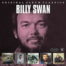 BILLY SWAN - ORIGINAL ALBUM CLASSICS 5 CD NEU
