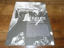 THE BLACK KEYS  - Mini poster Noir & blanc !!!!!!!!