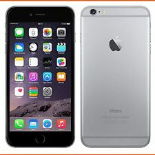 APPLE IPHONE 6 - 16GB - SPACE GREY (UNLOCKED) EXCELLENT CONDITION TOUCH ID ISSUE