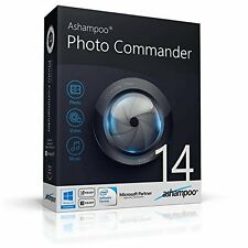 Ashampoo Photo Commander 14 dt. Vollversion ESD Download 17,99 statt 49,99 !!