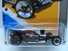 HOT WHEELS 1:64 2012 Code Cars FANGULA #240 Dark Blue J5 Diecast Car