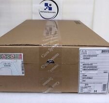 CISCO WS-C2960X-24TS-LL 24 x 10/100/1000 Ethernet Interfaces Switch *NEW/SEALED)