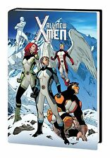ALL-NEW X-MEN VOL #4 HARDCOVER ALL-DIFFERENT Bendis Marvel Comics #18-21 HC