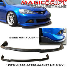 02-06 Acura RSX CS SPEED Style Front Bumper Spoiler Urethane Add-on Diffuser Lip