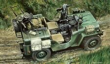 Italeri No.320 Commando Car Kit scale 1/35 Tracked Post
